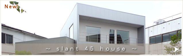 slant 45 house